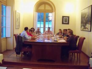 Pleno Ayuntamiento Haría