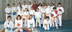 0689 escuela karate