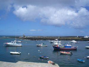 Bahía de Orzola