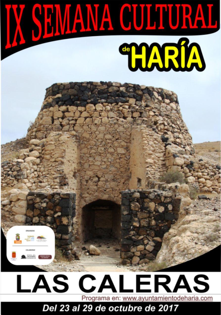 IX Semana Cultural de Haria