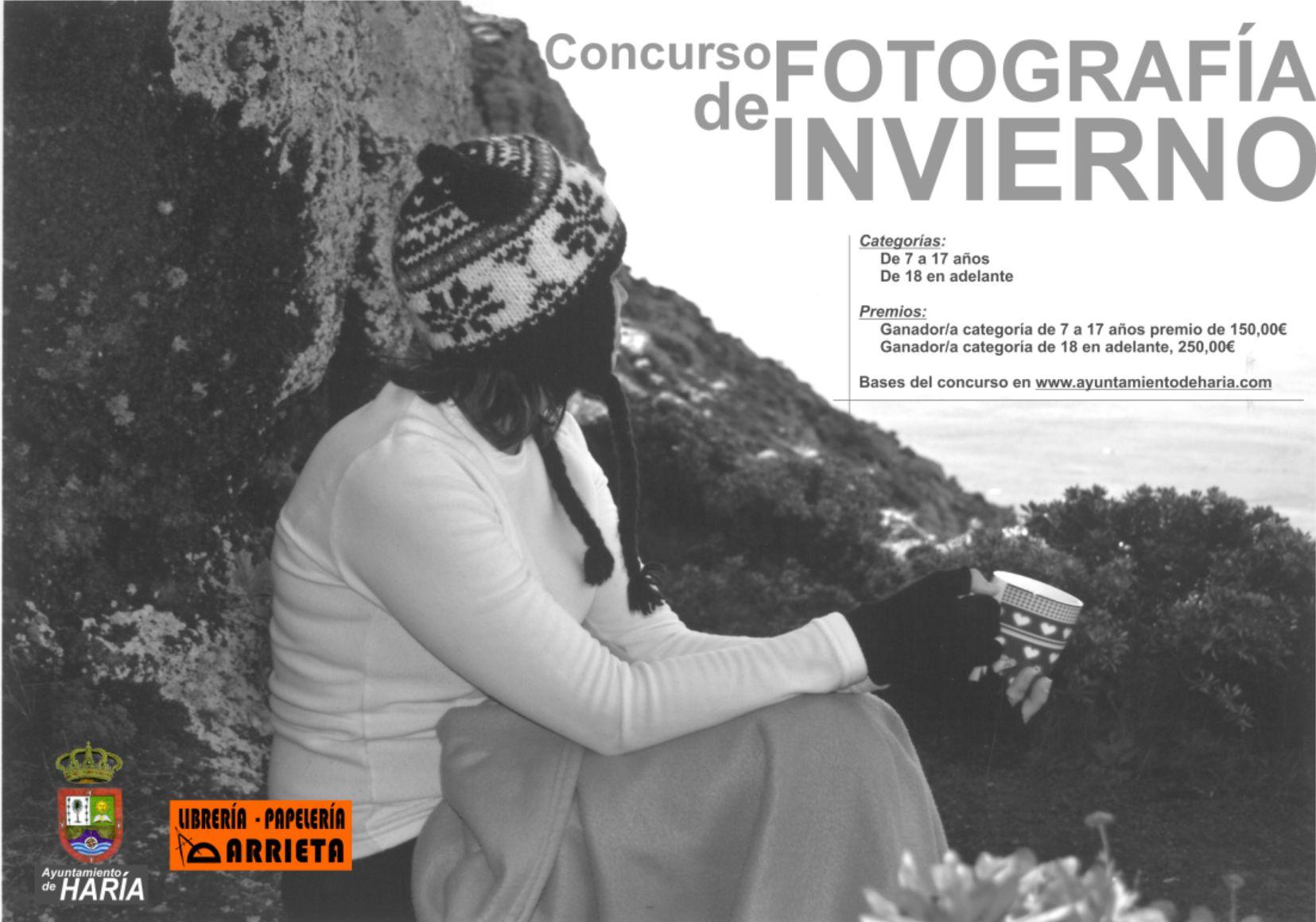 Cartel Concurso Fotografia Invierno 2017