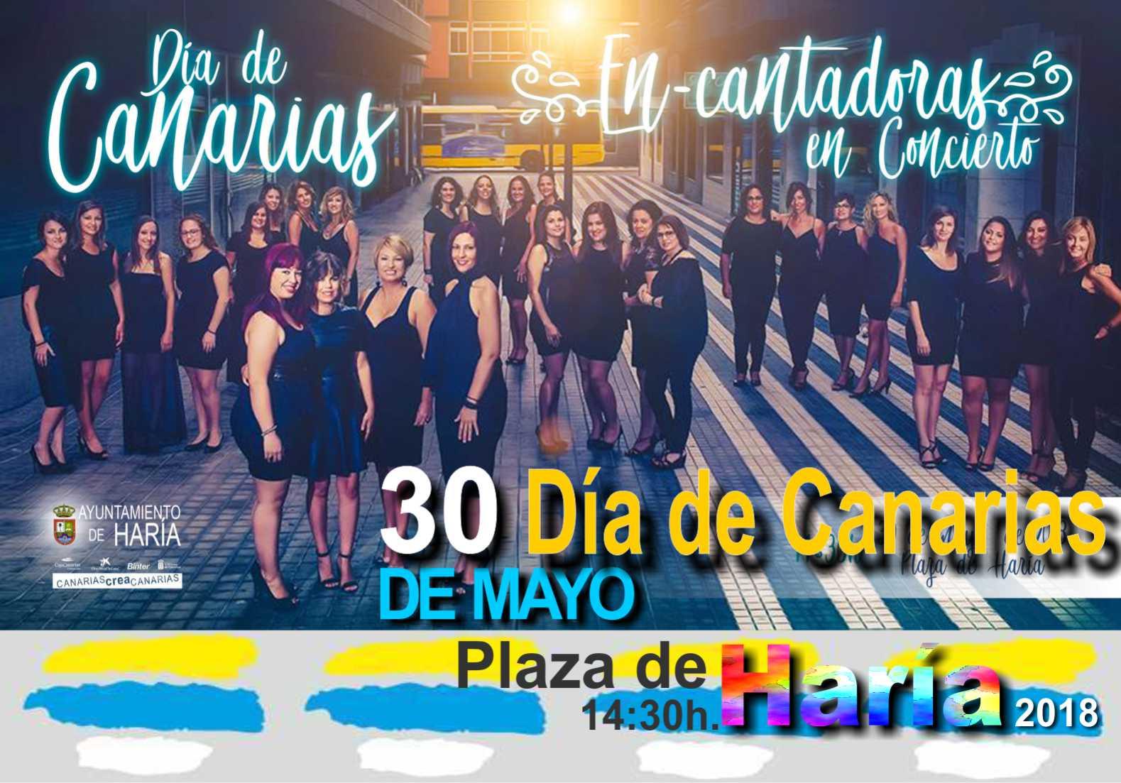 30 de mayo dia de Canarias