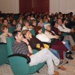 Público asistente a la clausura de la XXV Jornadas de Teatro Encarnación Rodríguez