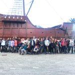 Viaje de alumnos del IES Haría a La Palma (1)
