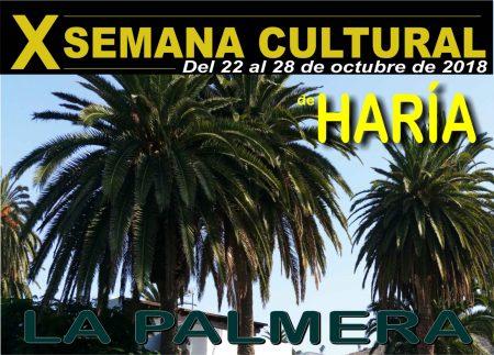 X Semana Cultural de Haria