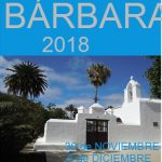Cartel Fiestas Santa Bárbara