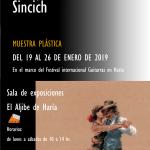 Cartel Exposición Pictórica