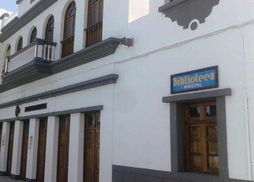 Image result for haria lanzarote biblioteca